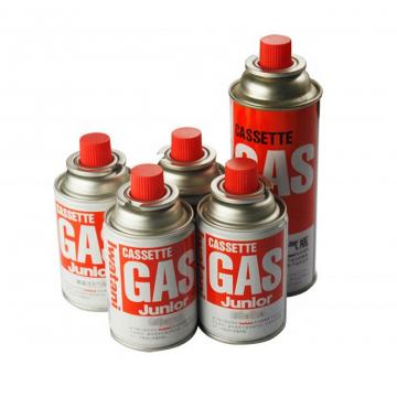 Professional Empty Camping gas butane propane gas cylinder 230g